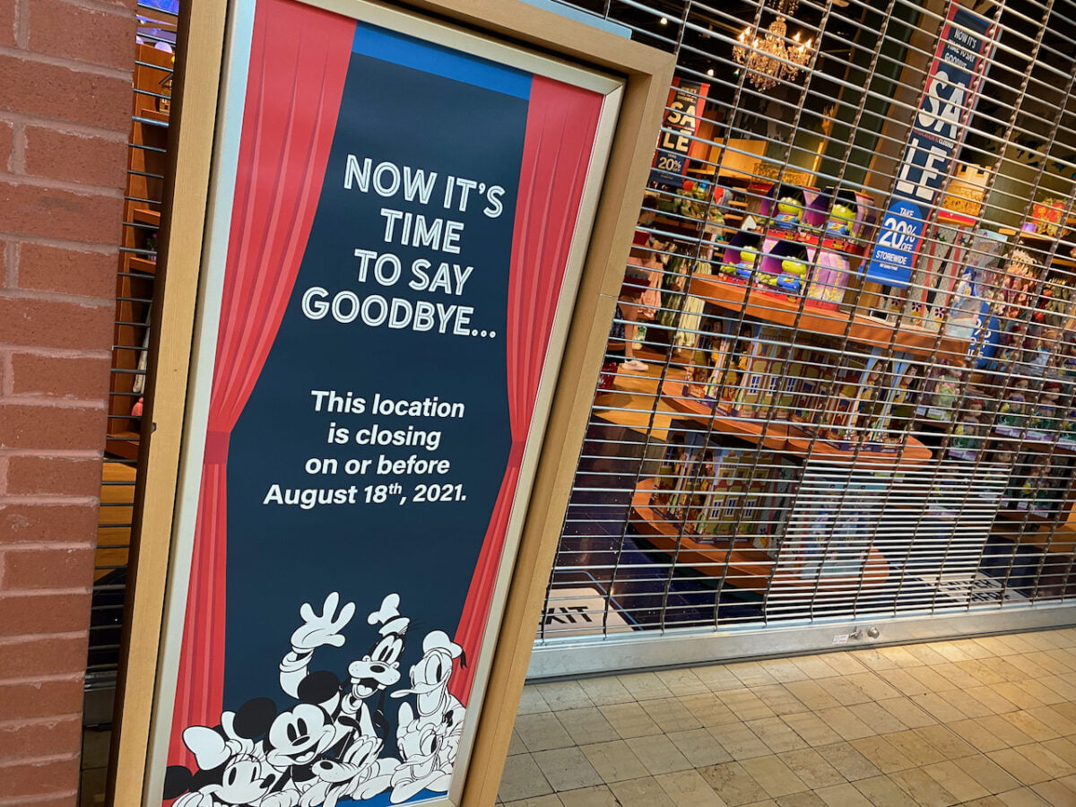 Disney Store Yorkdale Shopping Centre