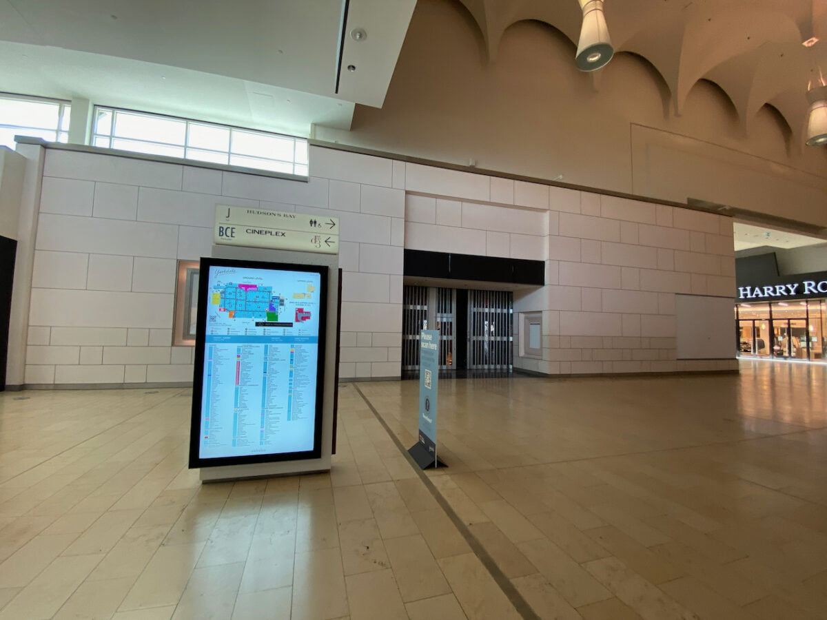 Former Victoria's Secret at Yorkdale Shopping Centre