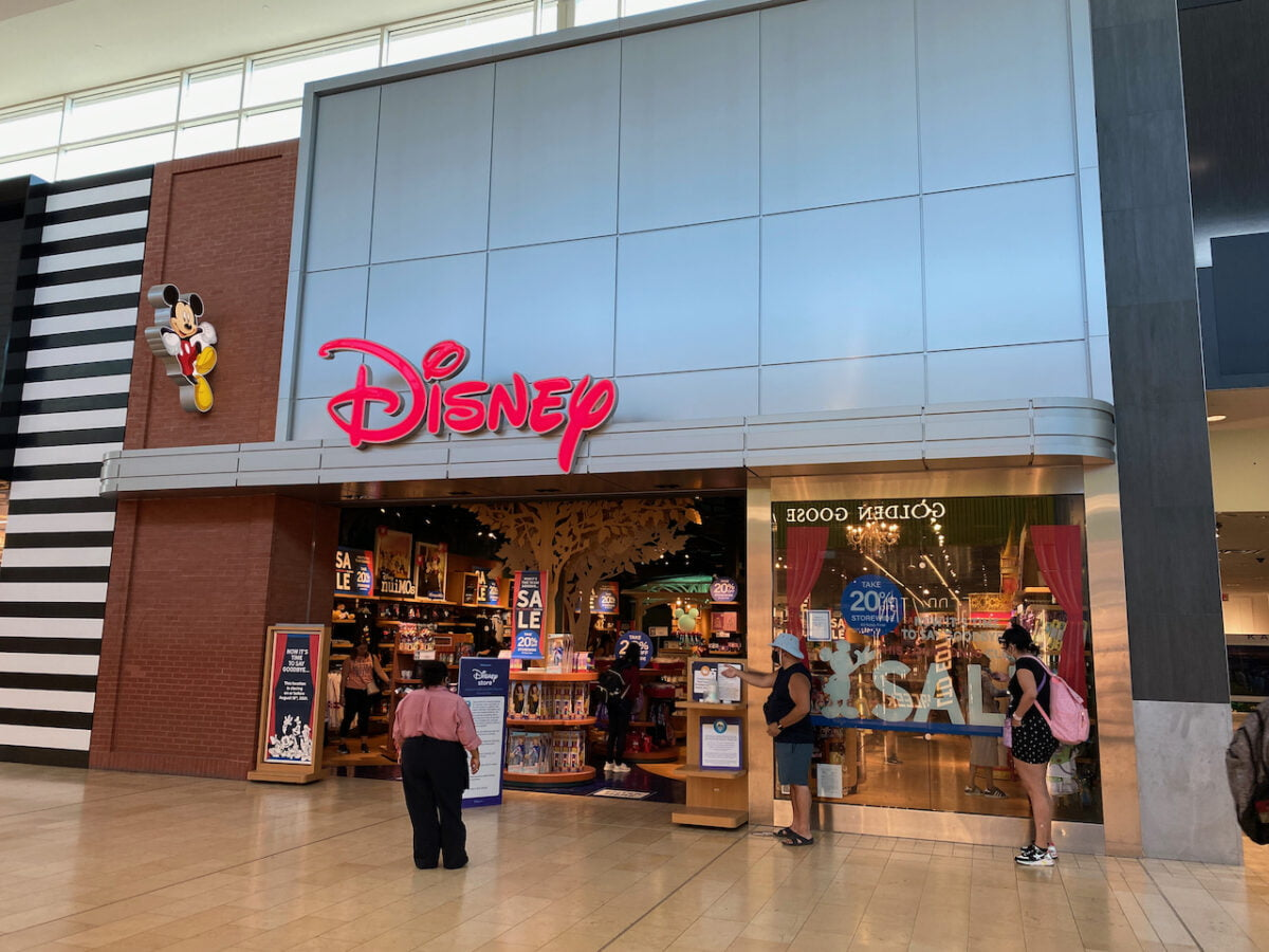 Disney Store at Yorkdale Shopping Centre
