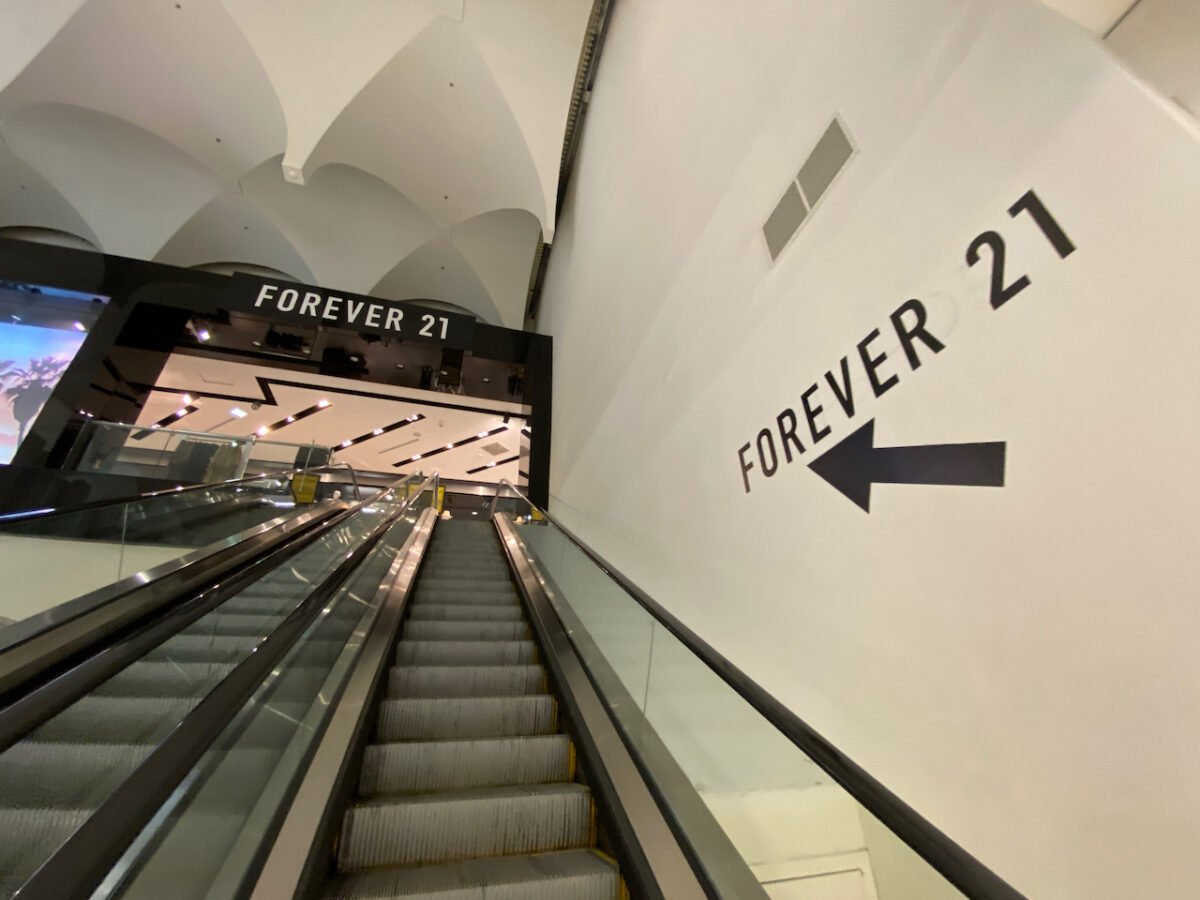 Forever 21 at Hudson's Bay at Yorkdale Shopping Centre