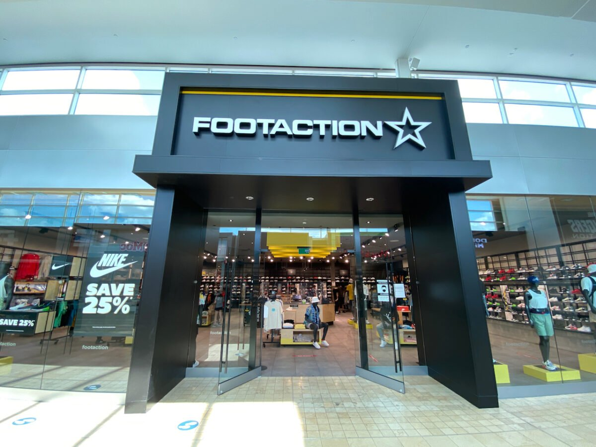 Footaction at Yorkdale Shopping Centre