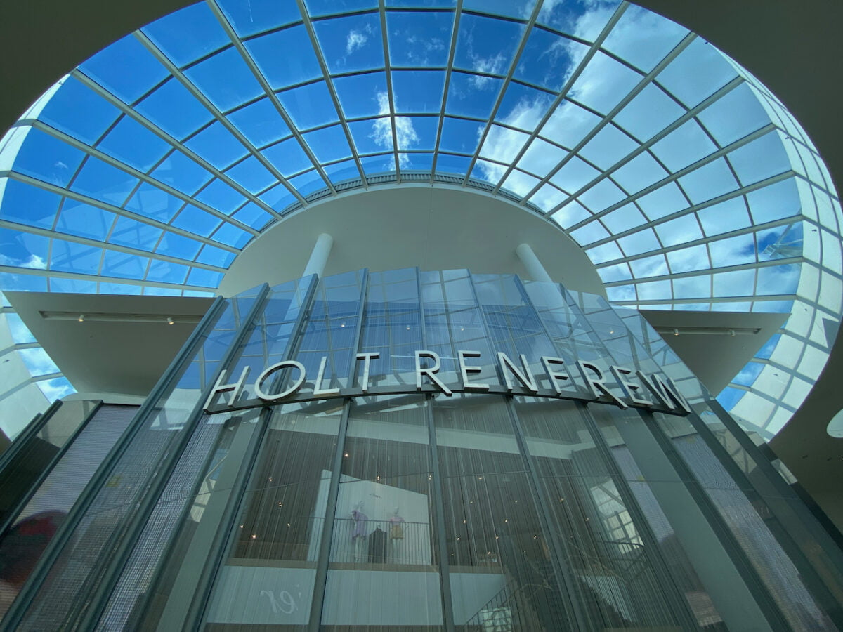 Holt Renfrew at Yorkdale Shopping Centre