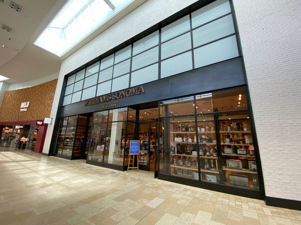 Williams Sonoma at Yorkdale Shopping Centre