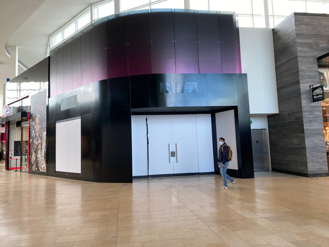 Former NYX Cosmetics at Yorkdale