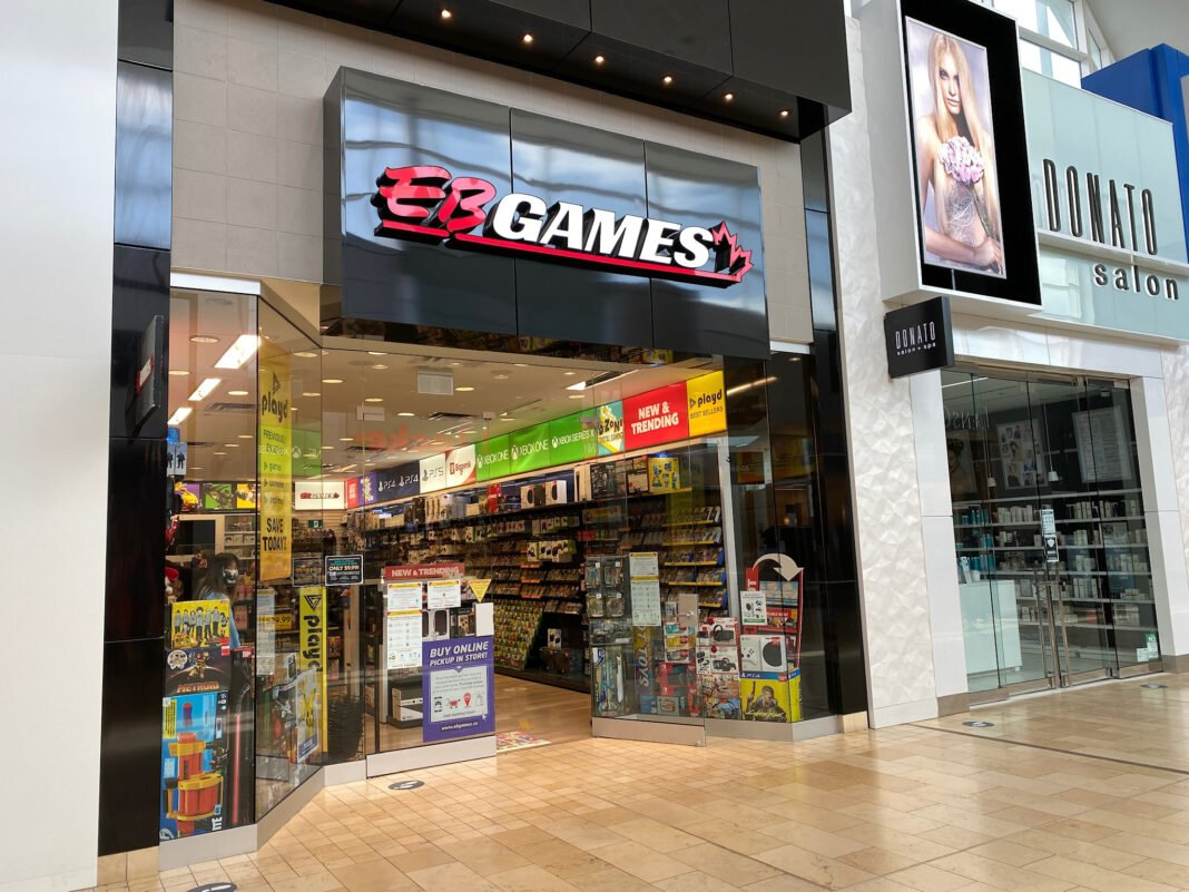 EB Games at Yorkdale