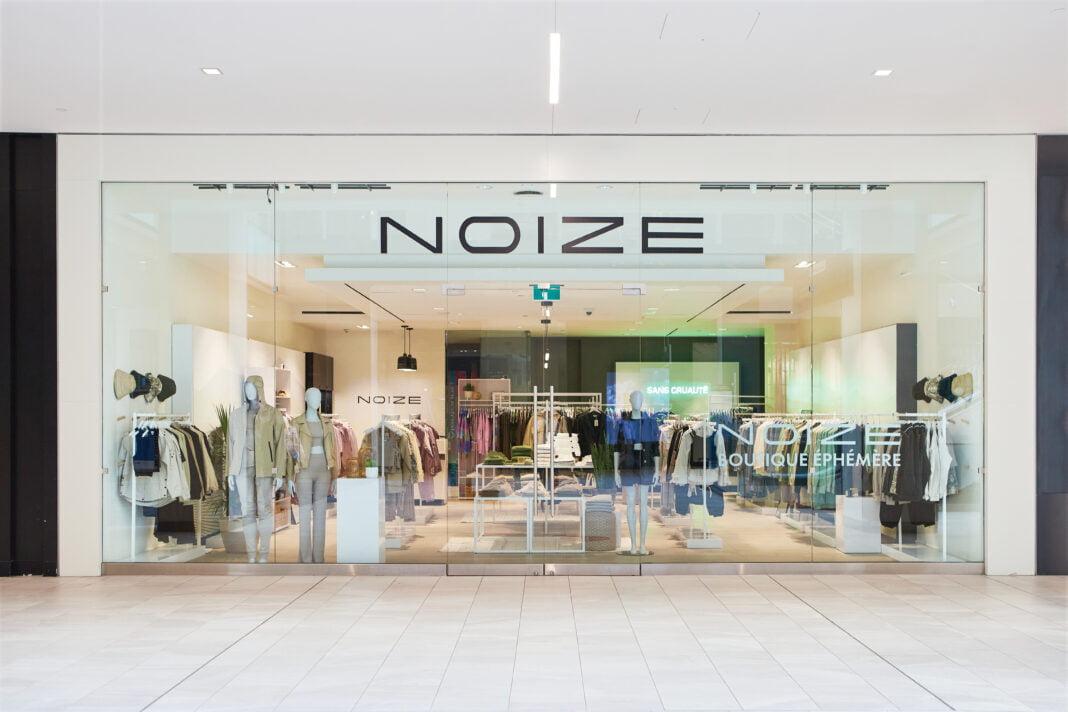 Noize at Centre Eaton de Montréal