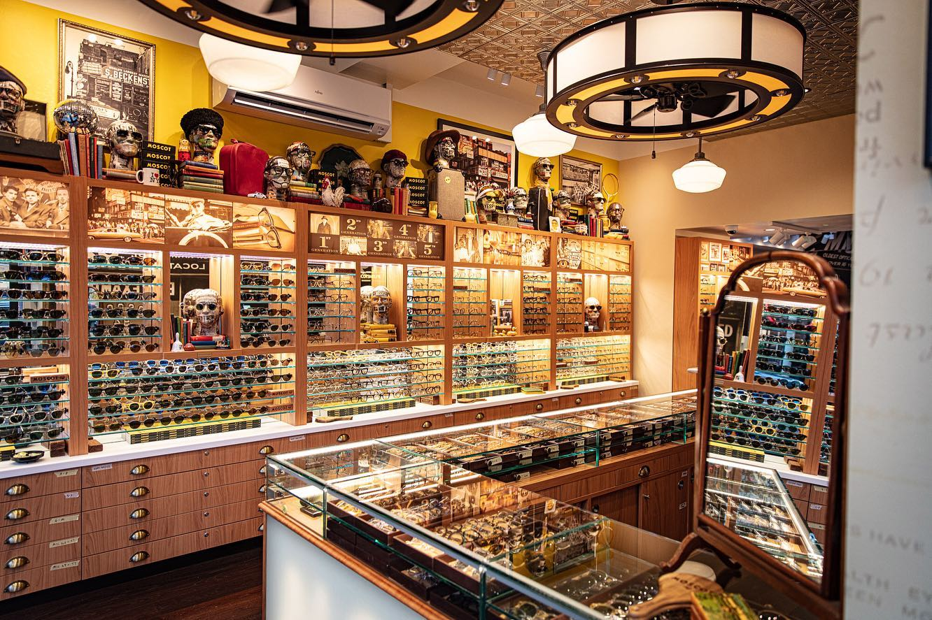 MOSCOT King's Road