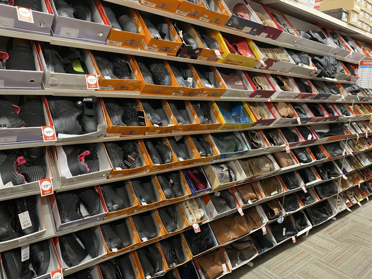 Canadian Shoe Outlet at Dufferin Mall