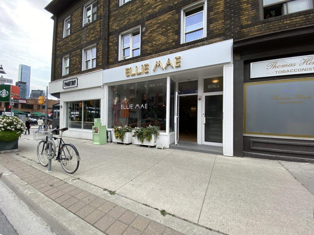 Ellie Mae at 1096 Yonge Street
