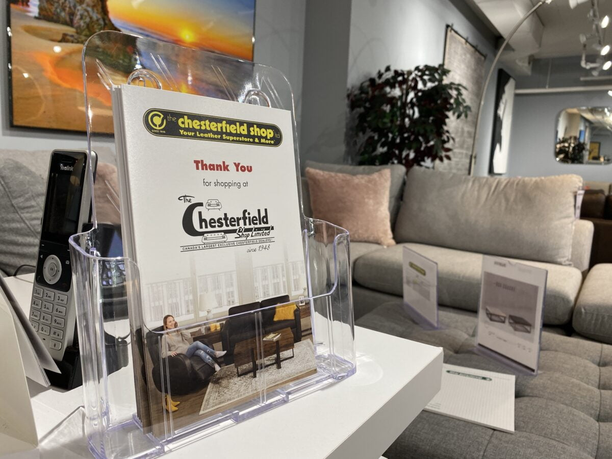 The Chesterfield Shop