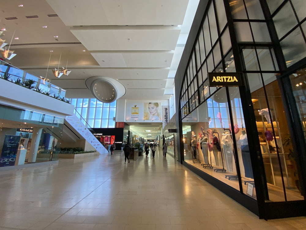 Aritzia at Yorkdale (March 2021)