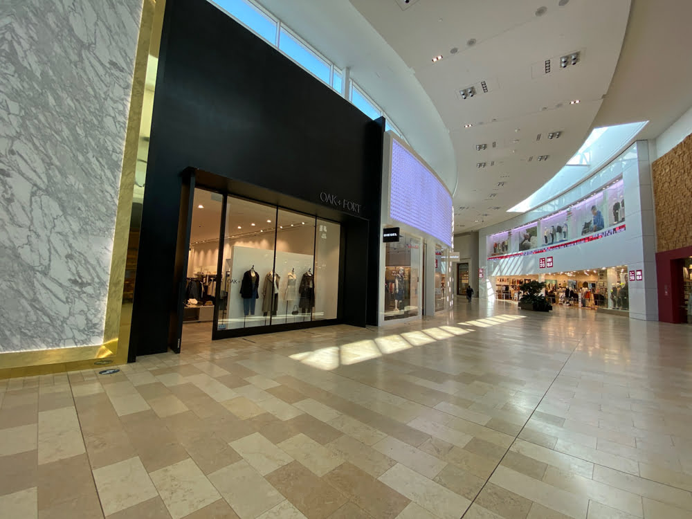 Oak + Fort at Yorkdale (March 2021)