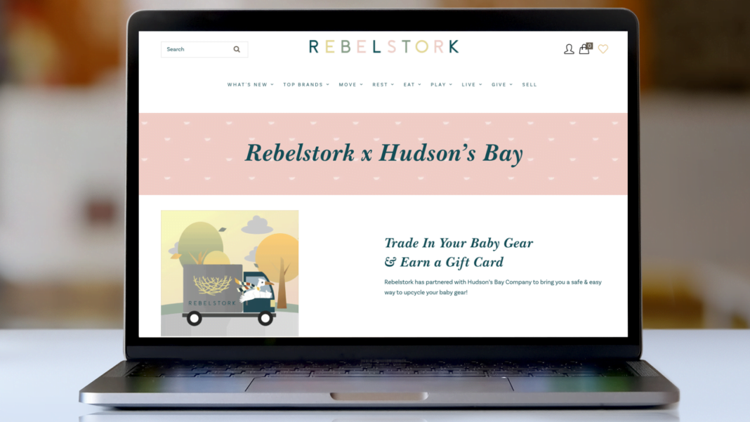 Rebelstork x Hudson's Bay